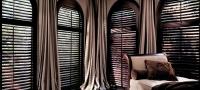 Classic Heritance® hardwood shutters