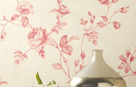 YWD 969 Rose Toile Vignette
