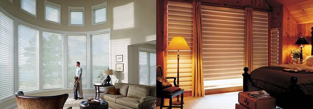 Colorado Springs Wallpaper Window Blinds Shades