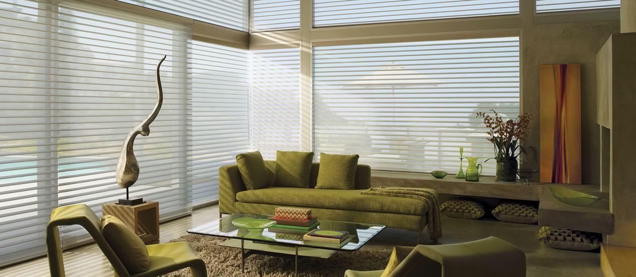 Colorado Springs Wallpaper Window Blinds Shades